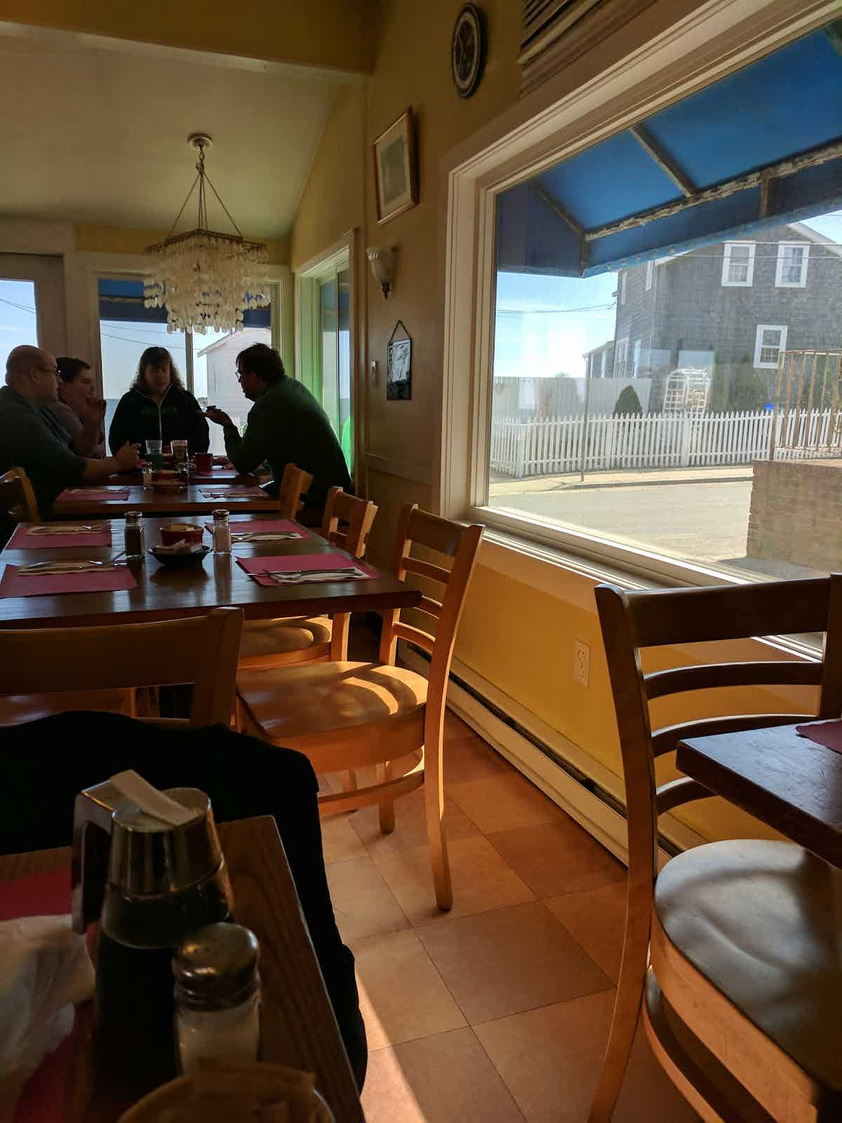 Nates At Front Beach Rockport Restaurant Review Zagat