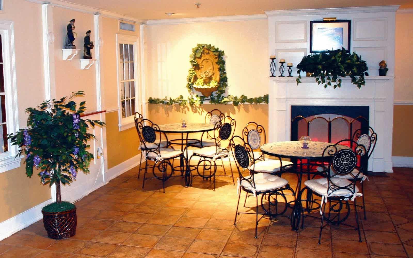 Tavira Restaurant Chevy Chase Restaurant Review Zagat
