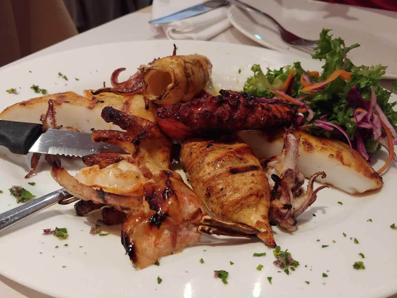 Loukoumi Taverna Queens Restaurant Review Zagat