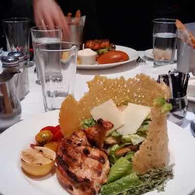 The Capital Grille Garden City Restaurant Review Zagat