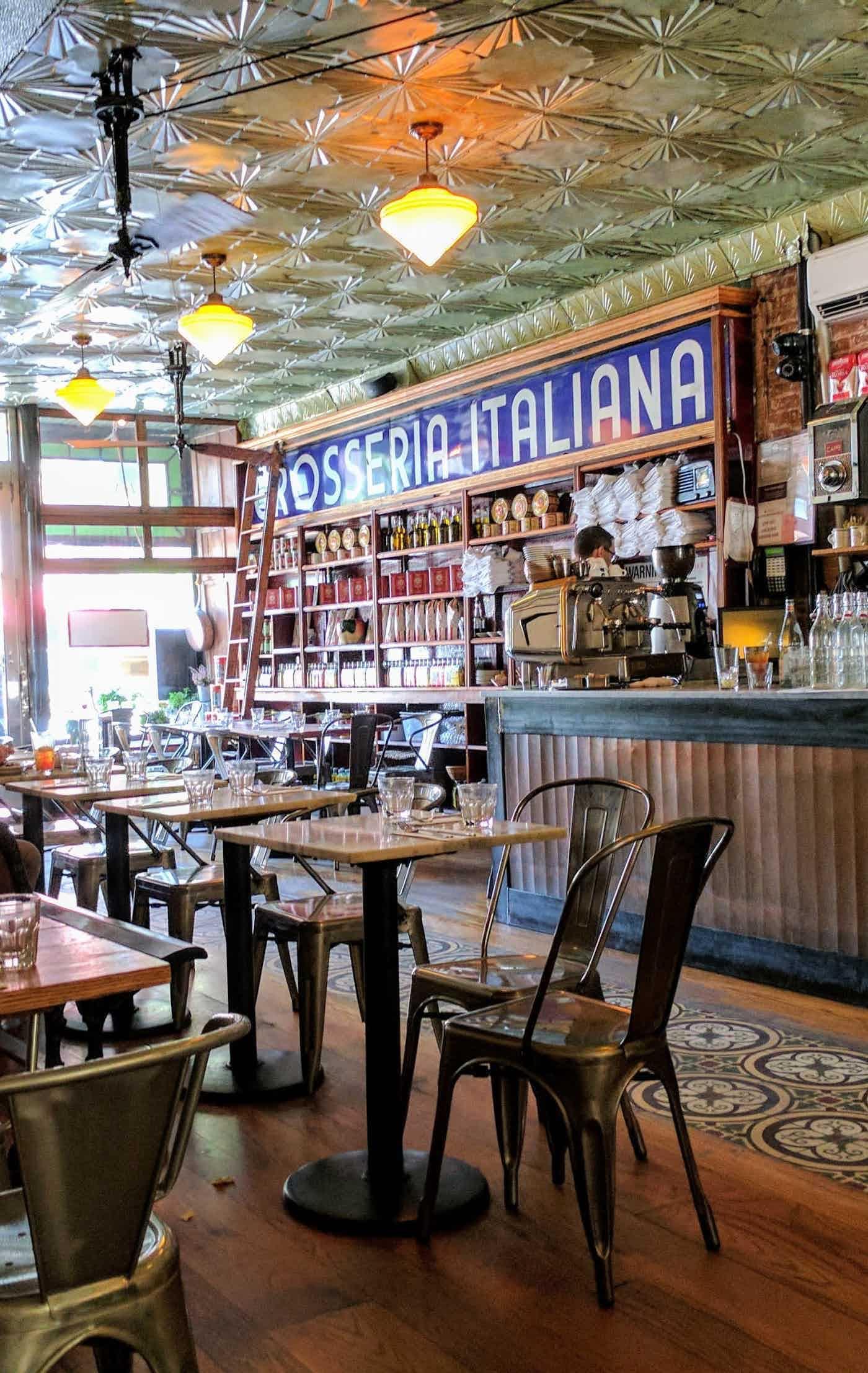 Tavola New York Restaurant Review Zagat