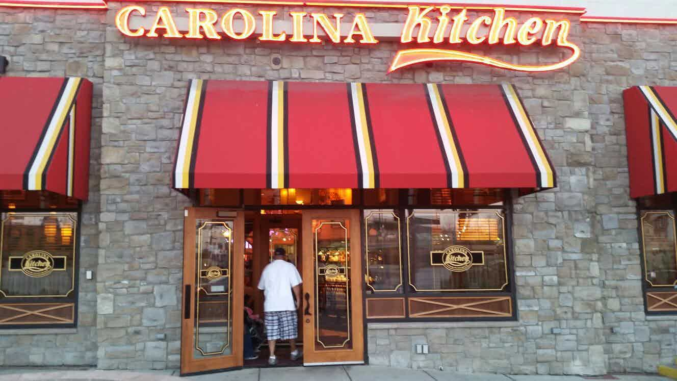 The Carolina Kitchen Washington Restaurant Review Zagat