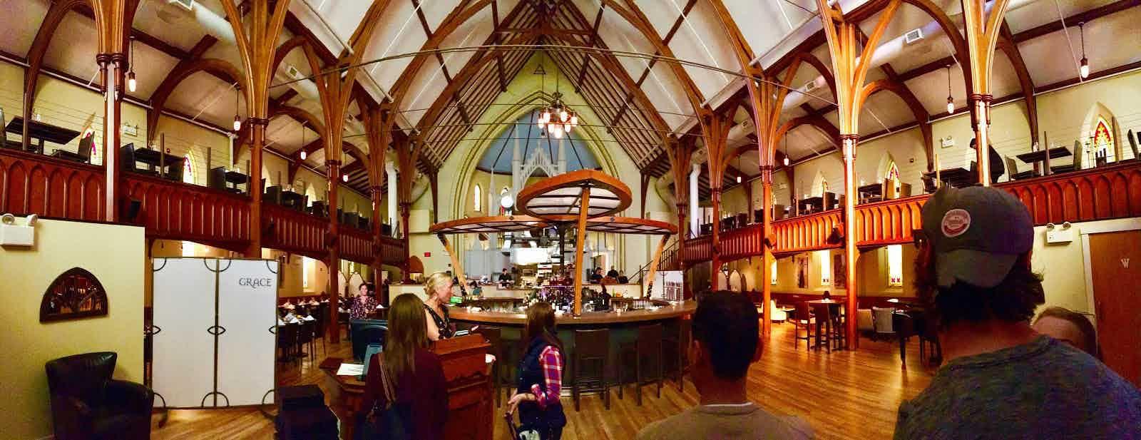 Grace - Portland | Restaurant Review - Zagat