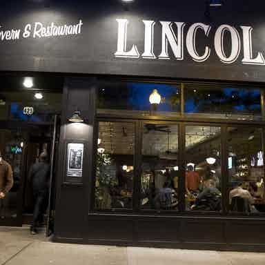Lincoln Tavern Restaurant South Boston Restaurant