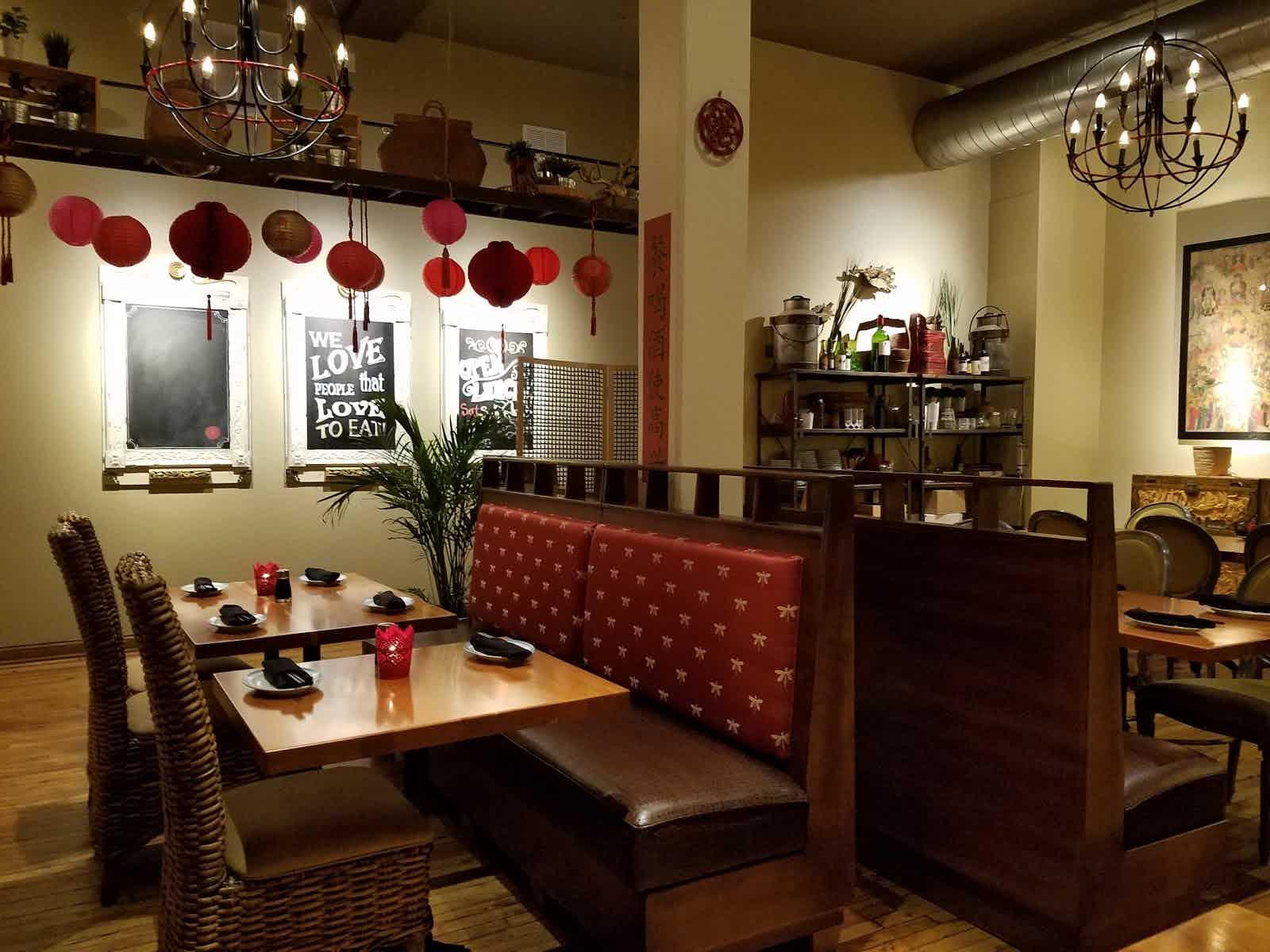 Asian Outpost   Chicago | Restaurant Review   Zagat