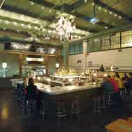Syndicated Bar Theater Kitchen Brooklyn Restaurant