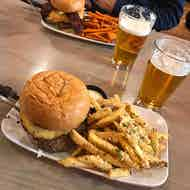 Crave Real Burgers Lodo Denver Restaurant Review Zagat