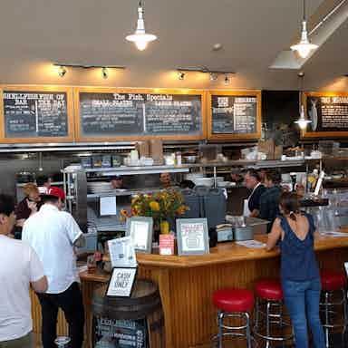 Fish Sausalito Restaurant Review Zagat