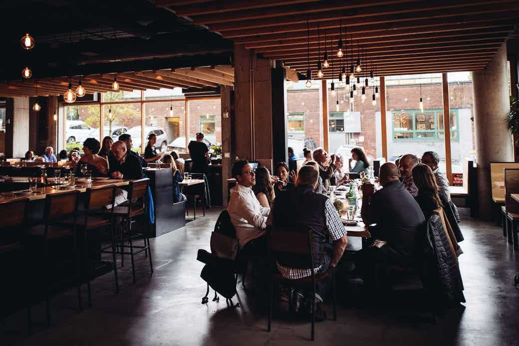 Tavolata Capitol Hill Seattle Restaurant Review Zagat