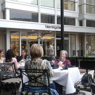The Capital Grille Chevy Chase Restaurant Review Zagat