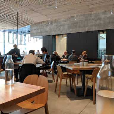 In Situ At Sfmoma San Francisco Restaurant Review Zagat