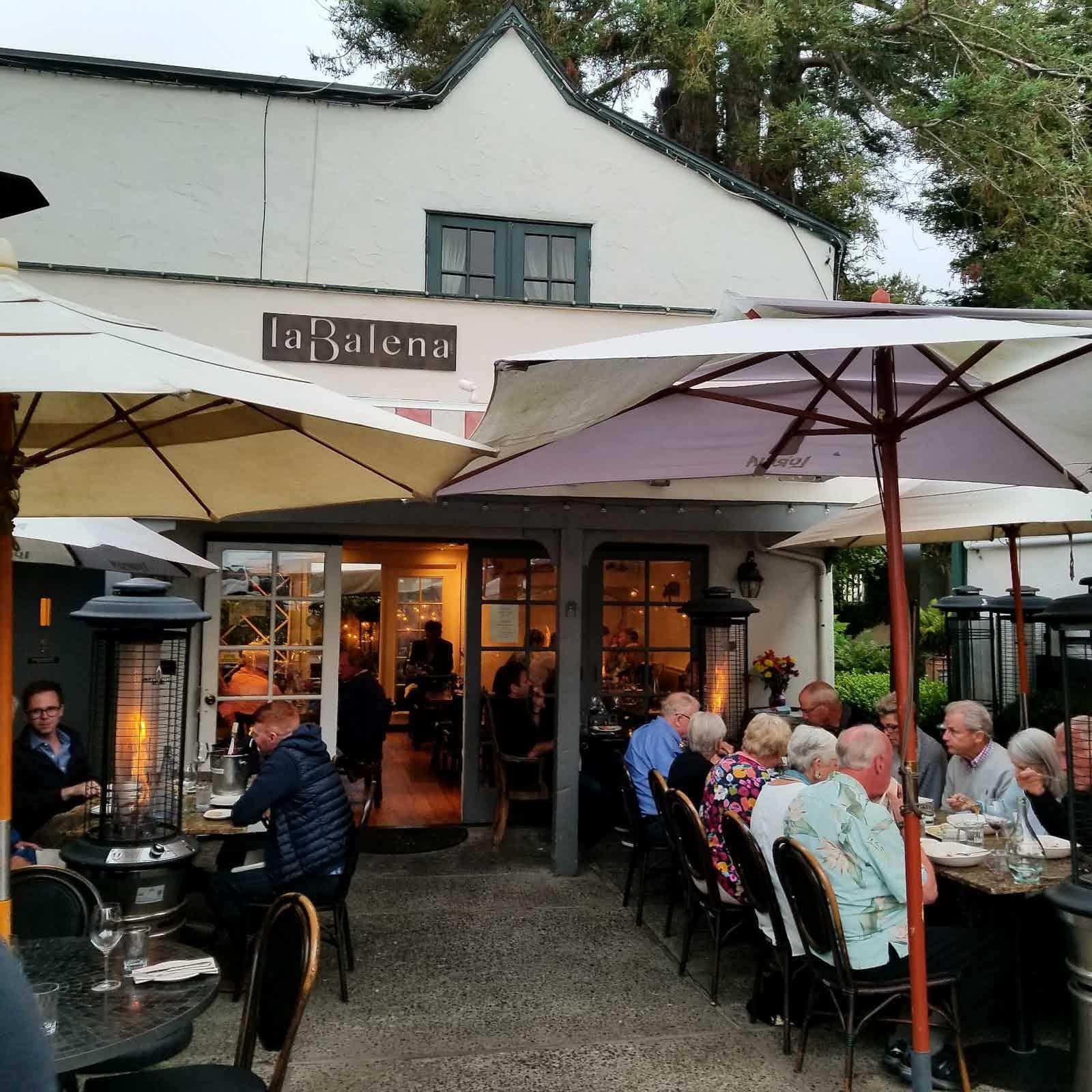 La Balena Carmel By The Sea Restaurant Review Zagat