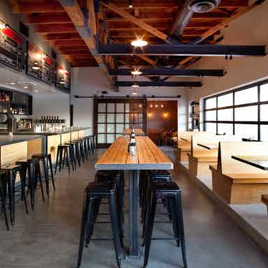 plan check kitchen bar los angeles restaurant review zagat - Plan Check Kitchen
