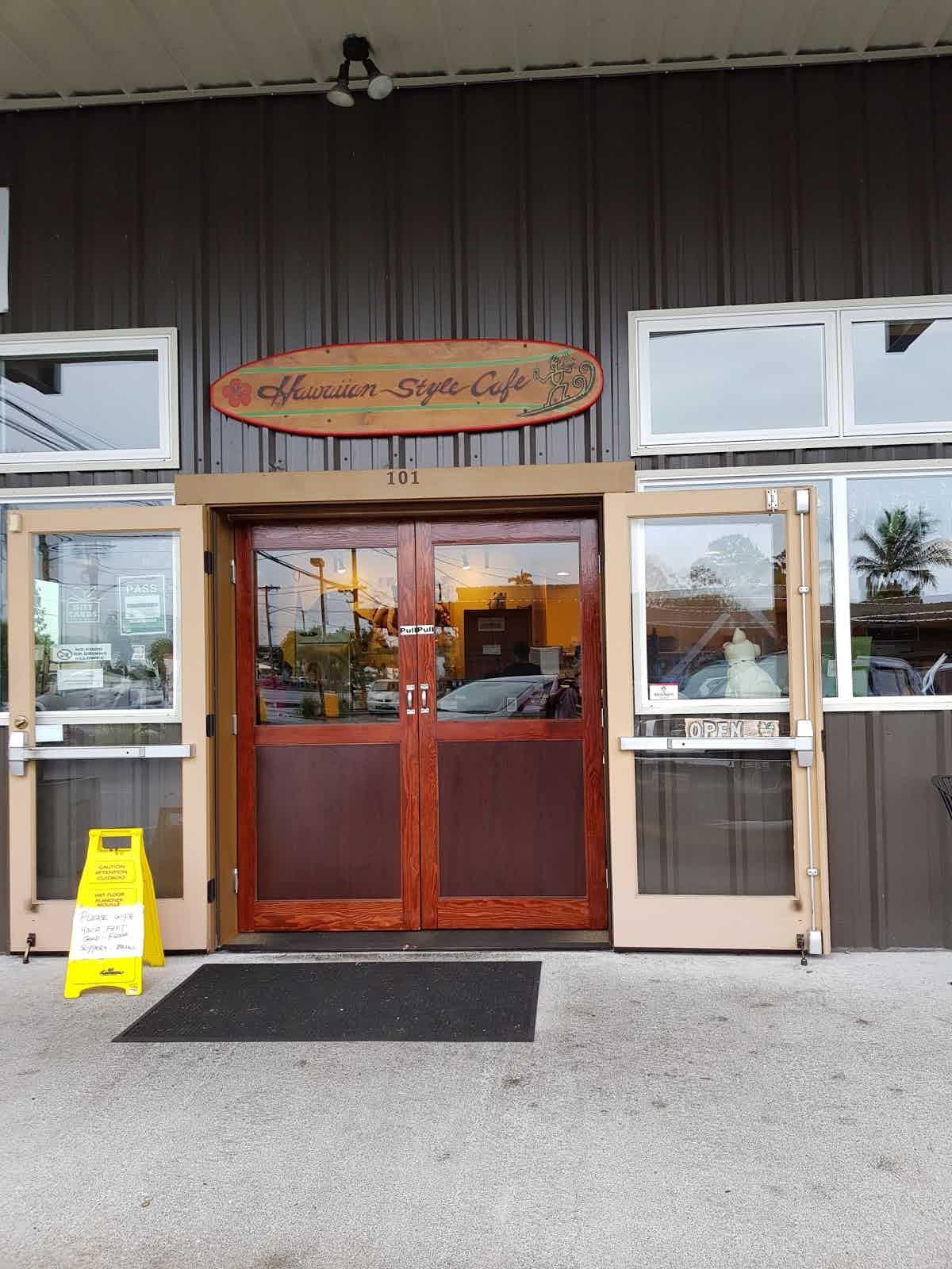 Hawaiian Style Cafe Hilo - Hilo | Restaurant Review - Zagat