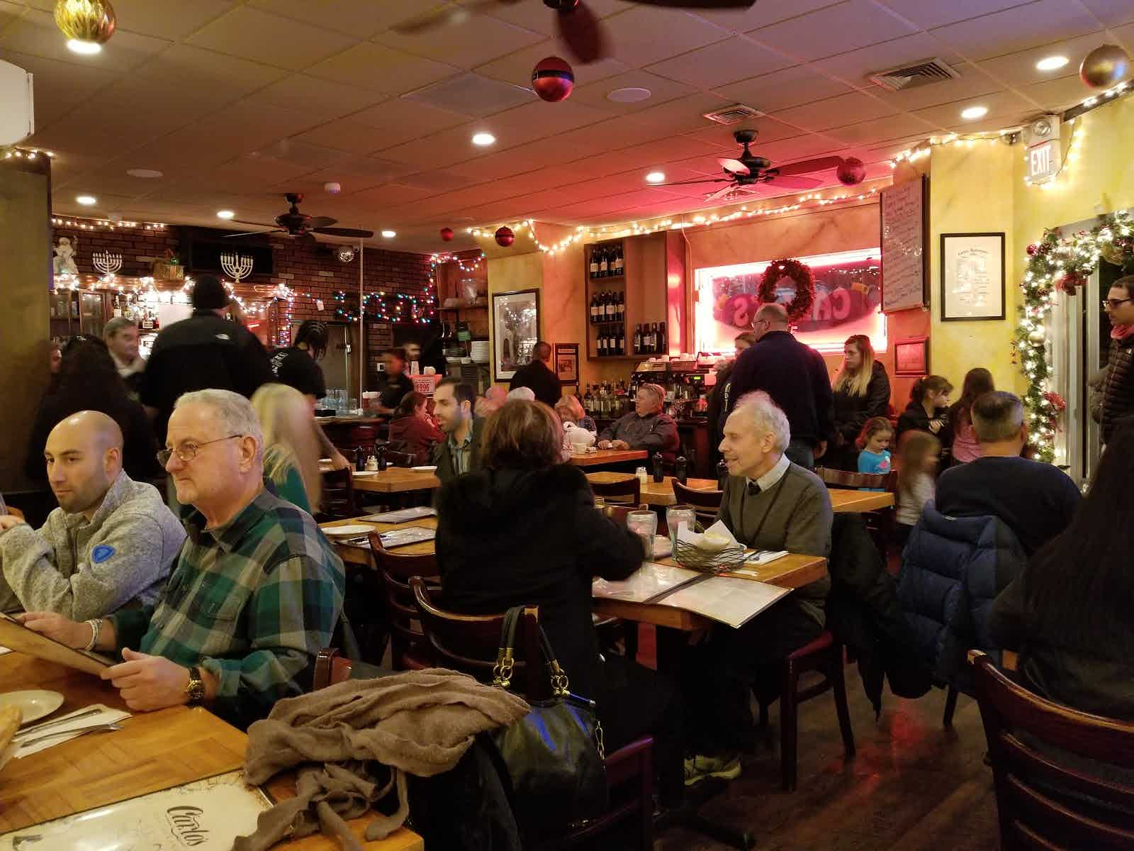 Carlo S Restaurant Yonkers Yonkers Restaurant Review