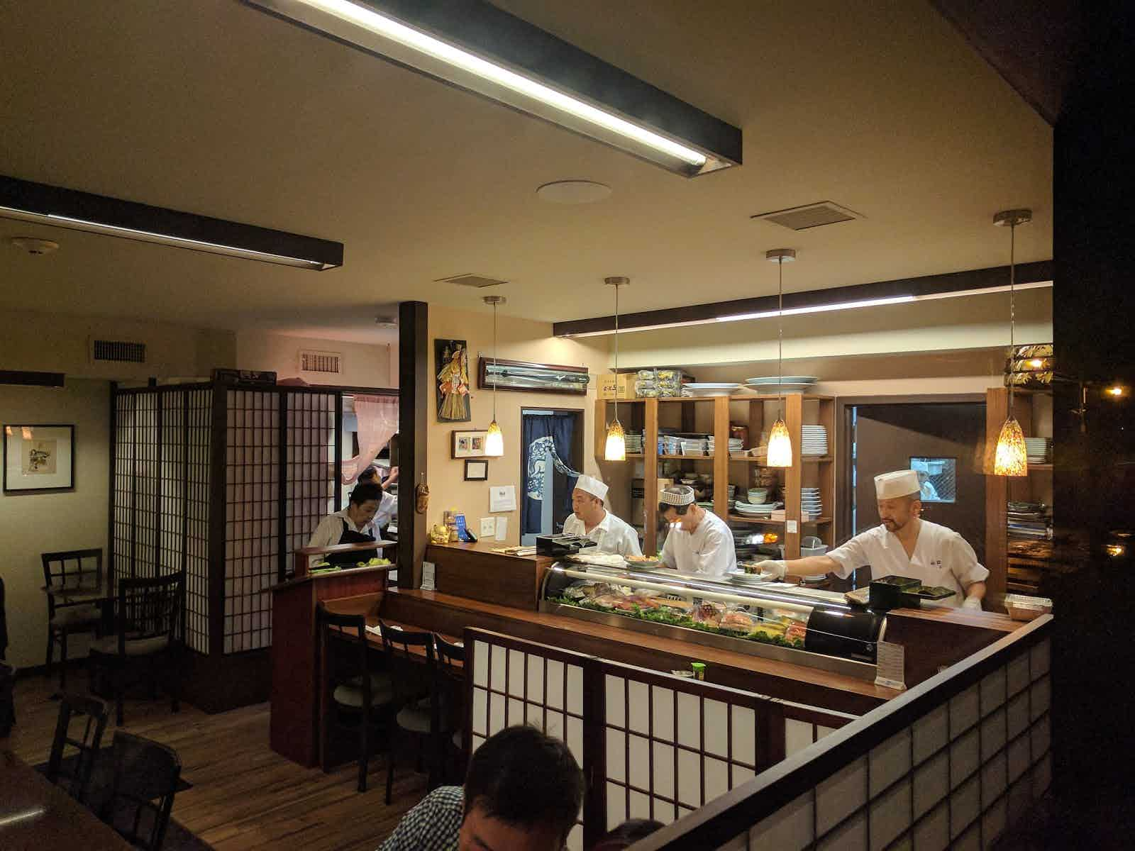 Yamaguchi Port Washington Restaurant Review Zagat