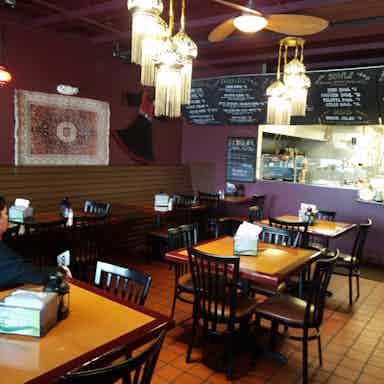 Ariana Kabob Gyro Bistro St Louis Park Restaurant