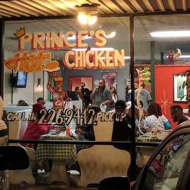 Princes Hot Chicken Shack Nashville Restaurant Review Zagat