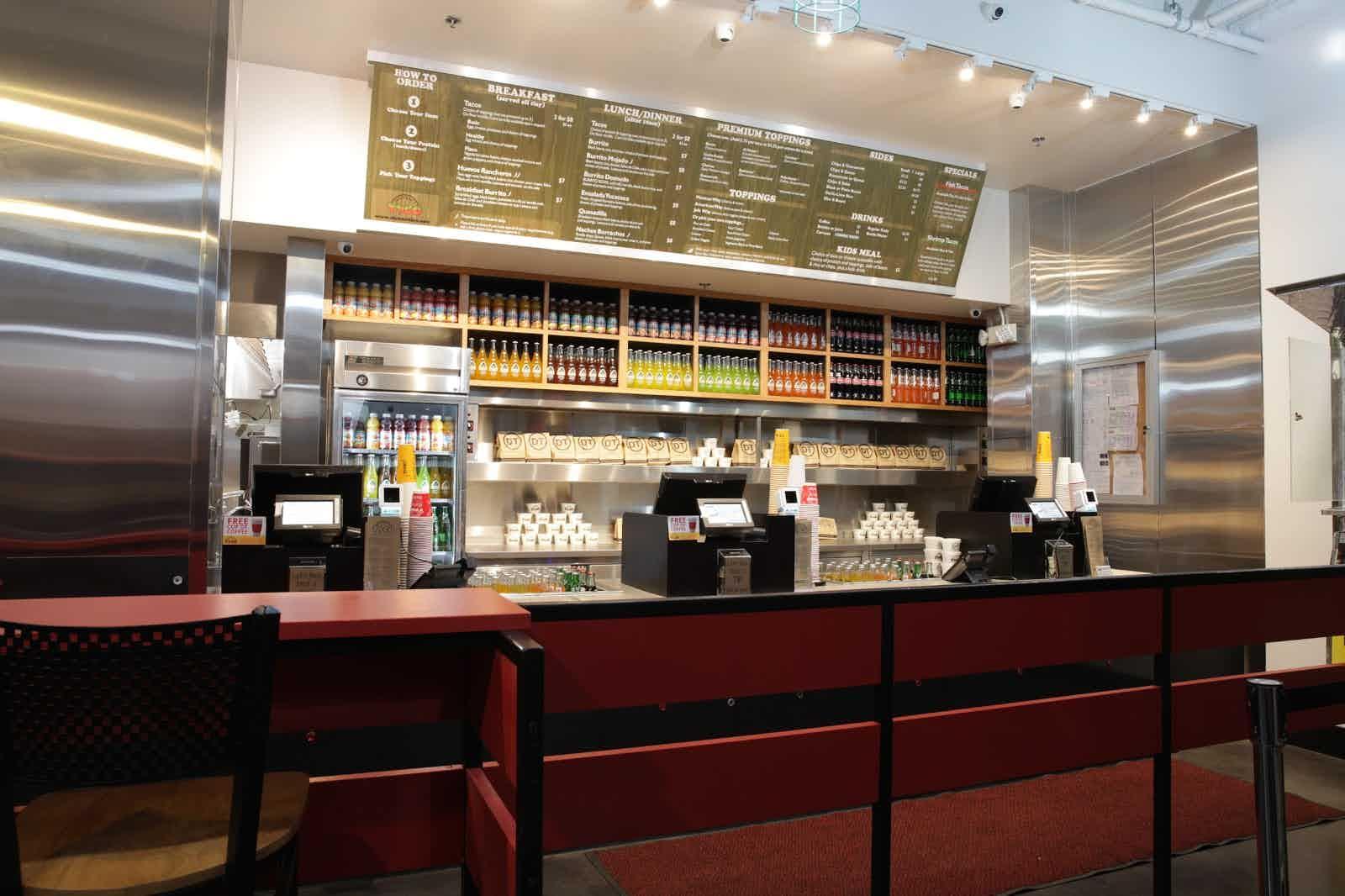 District Taco Tenleytown Washington Restaurant Review