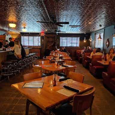 The Admiral Asheville Restaurant Review Zagat