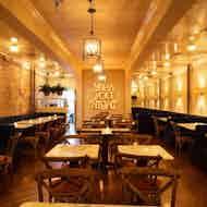 Bo S Kitchen And Bar Room New York Restaurant Review Zagat