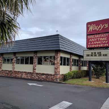 Wolfy S Restaurant Ocala Restaurant Review Zagat