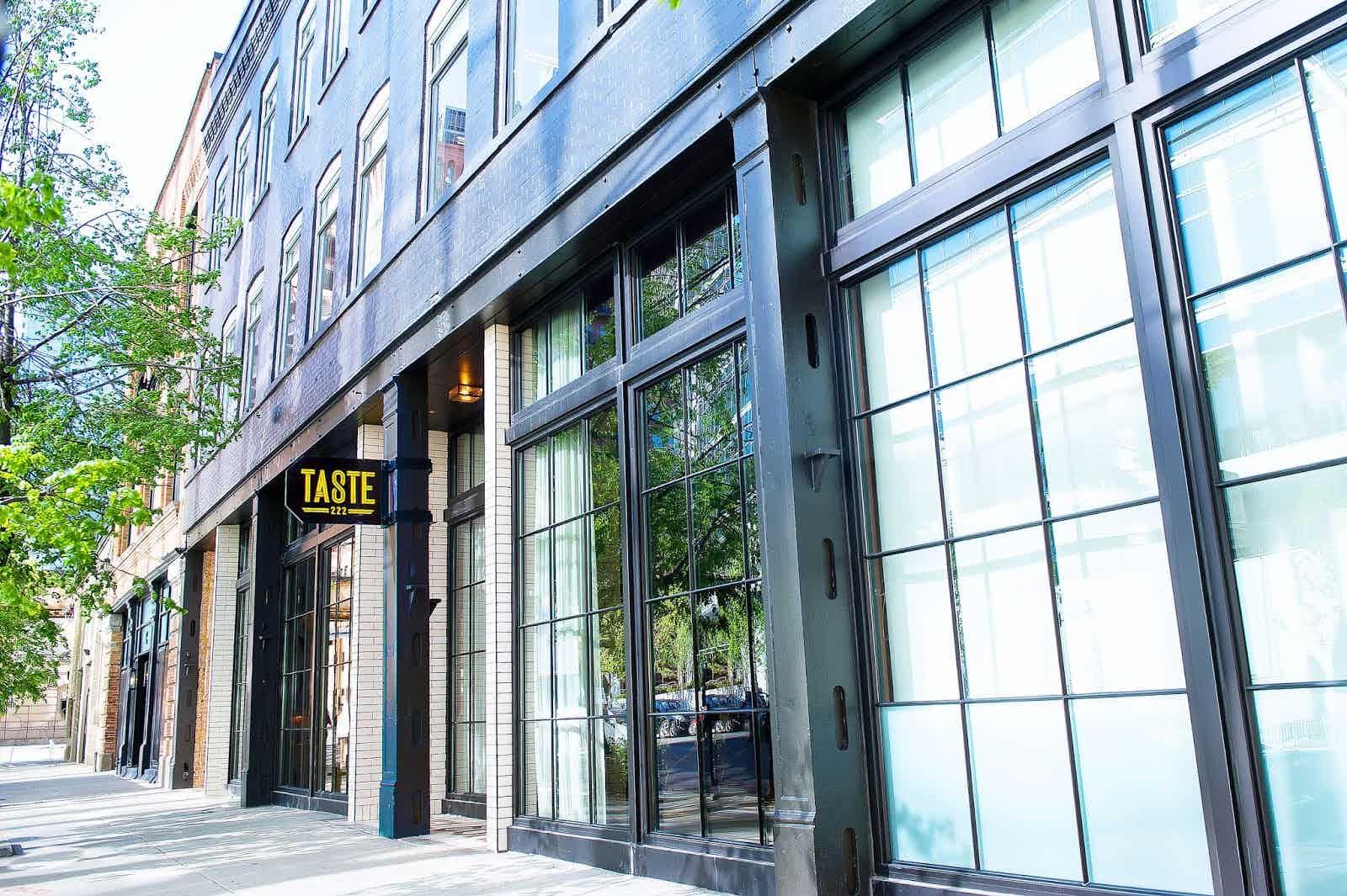 Taste 222 - Chicago | Restaurant Review - Zagat