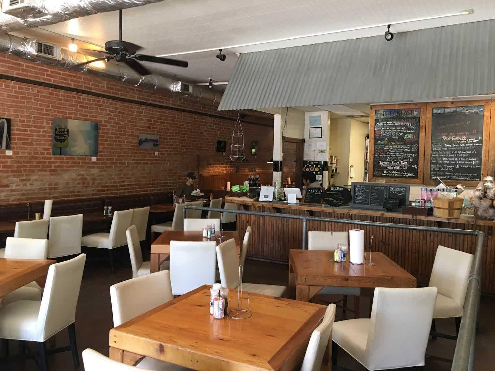 Garden Cafe - Dallas | Restaurant Review - Zagat