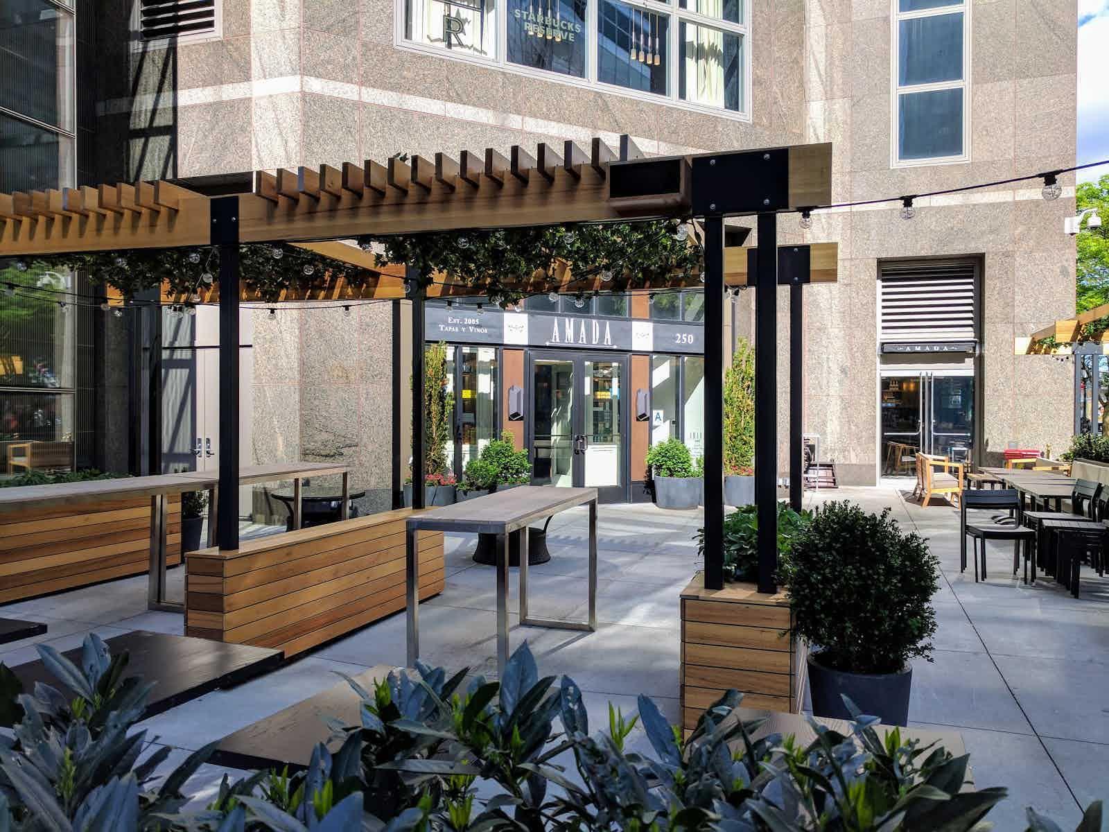 AMADA - New York | Restaurant Review - Zagat