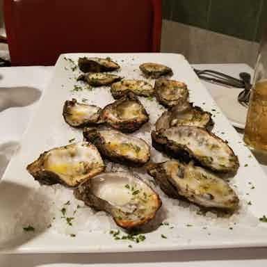 Gaidos Seafood Restaurant Galveston Restaurant Review