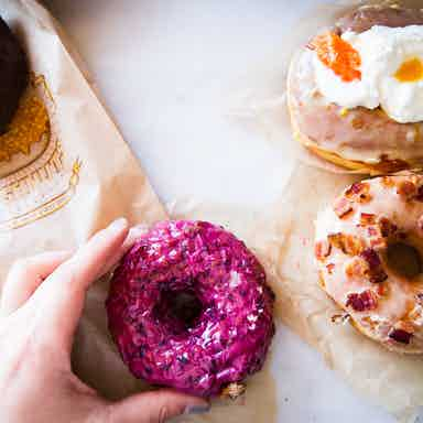Sidecar Doughnuts & Coffee - Santa Monica | Restaurant Review - Zagat