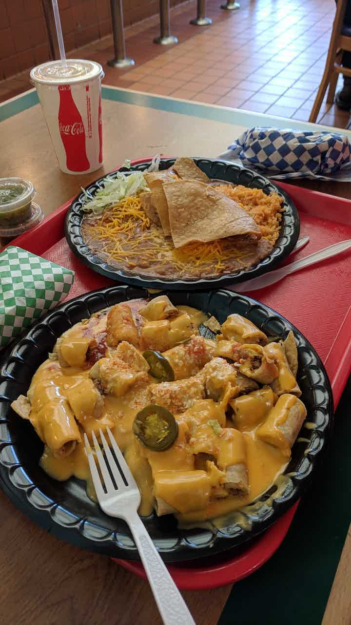 El Indio Mexican Restaurant And Catering San Diego Restaurant Review Zagat