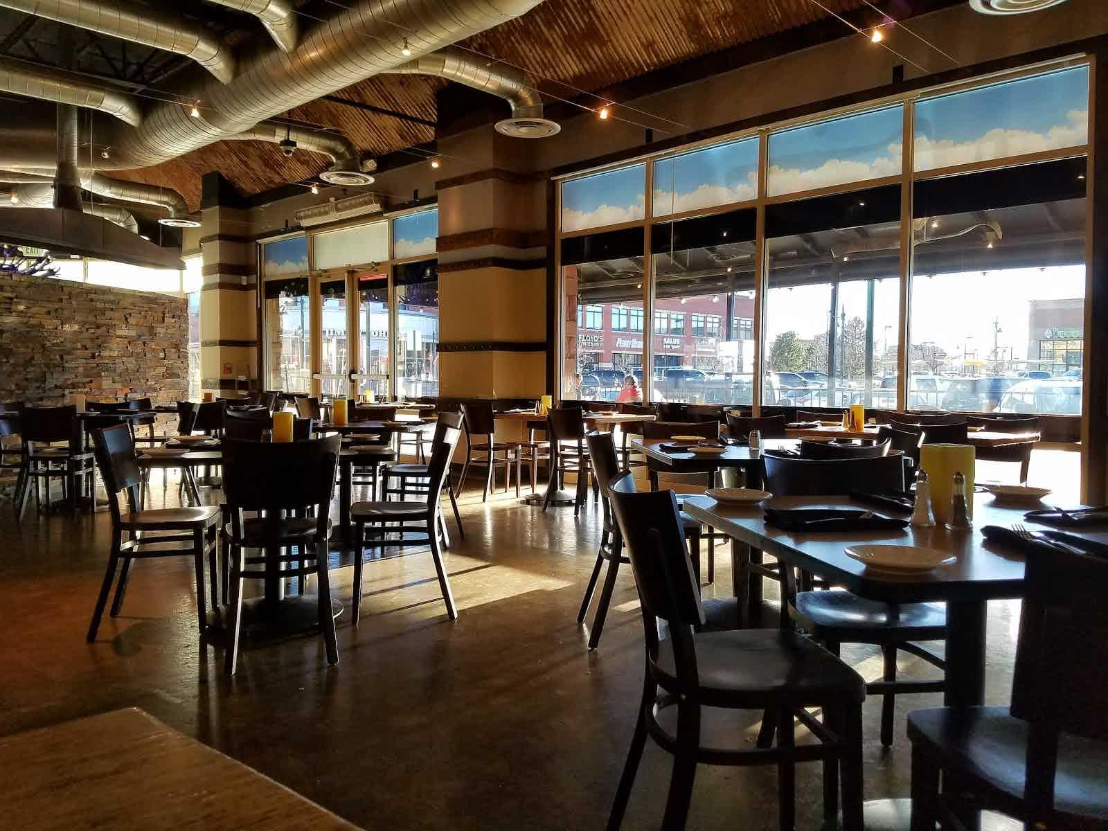 Old Blinking Light   Highlands Ranch | Restaurant Review   Zagat