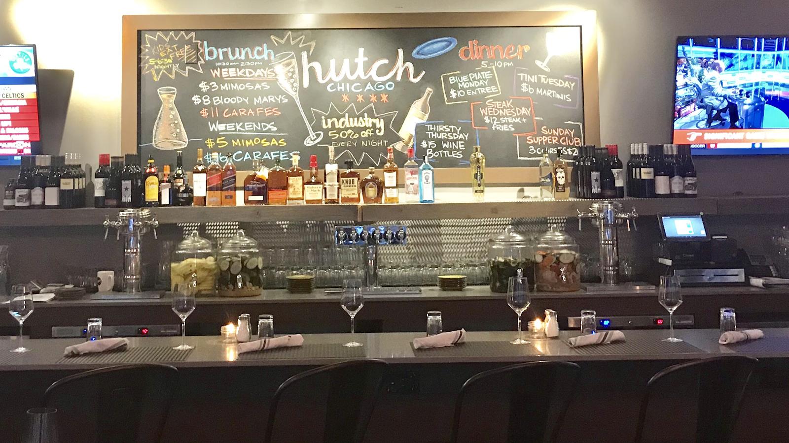 Hutch American Kitchen + Bar   Chicago | Restaurant Review   Zagat
