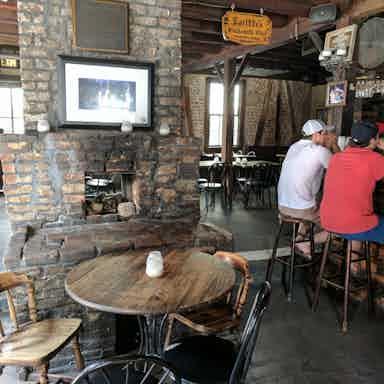 Lafitte's Blacksmith Shop Bar - New Orleans   Restaurant