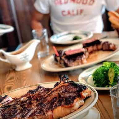 Peter Luger Steak House Brooklyn Restaurant Review Zagat