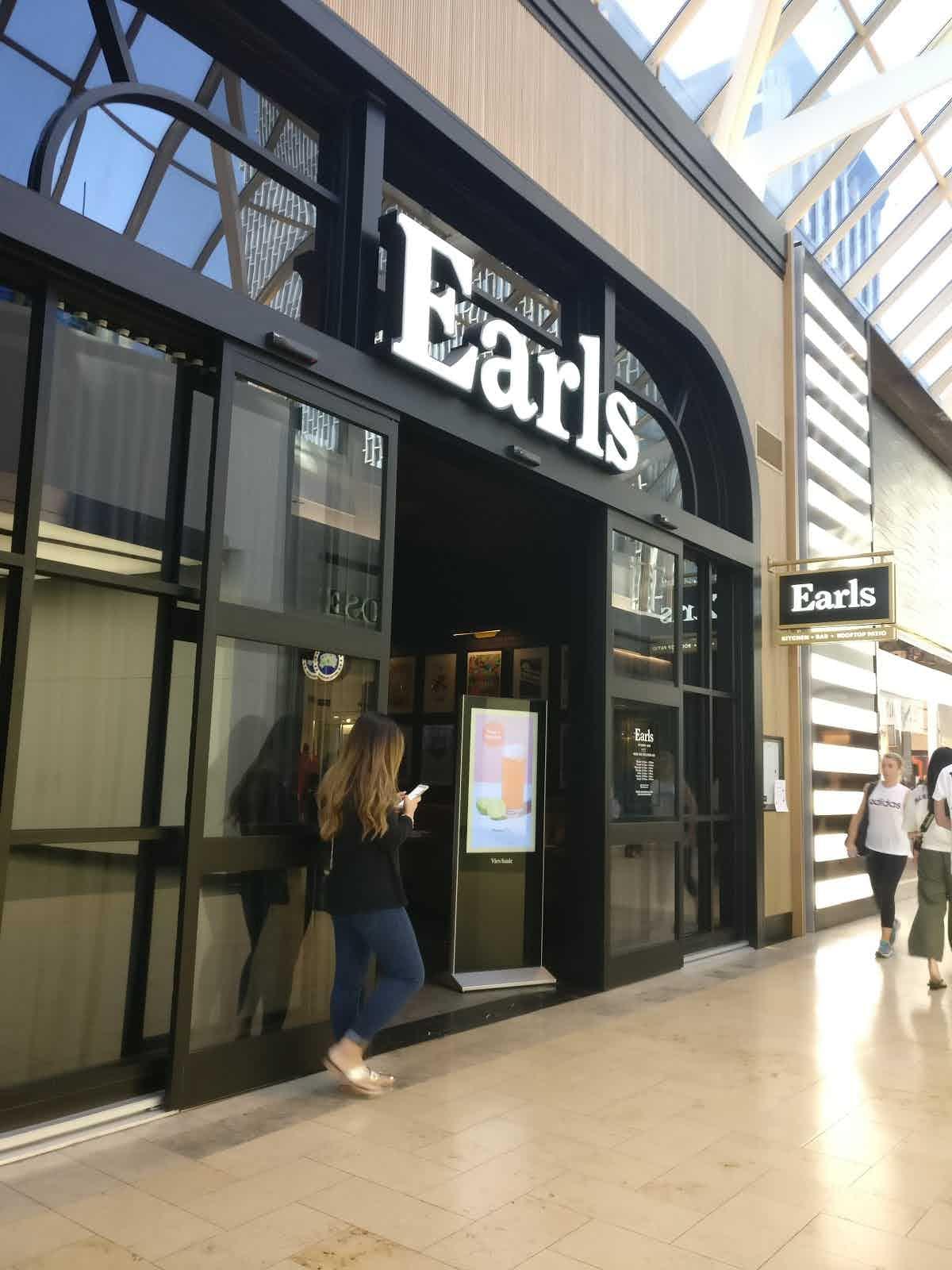 Earls Kitchen Bar Boston Restaurant Review Zagat