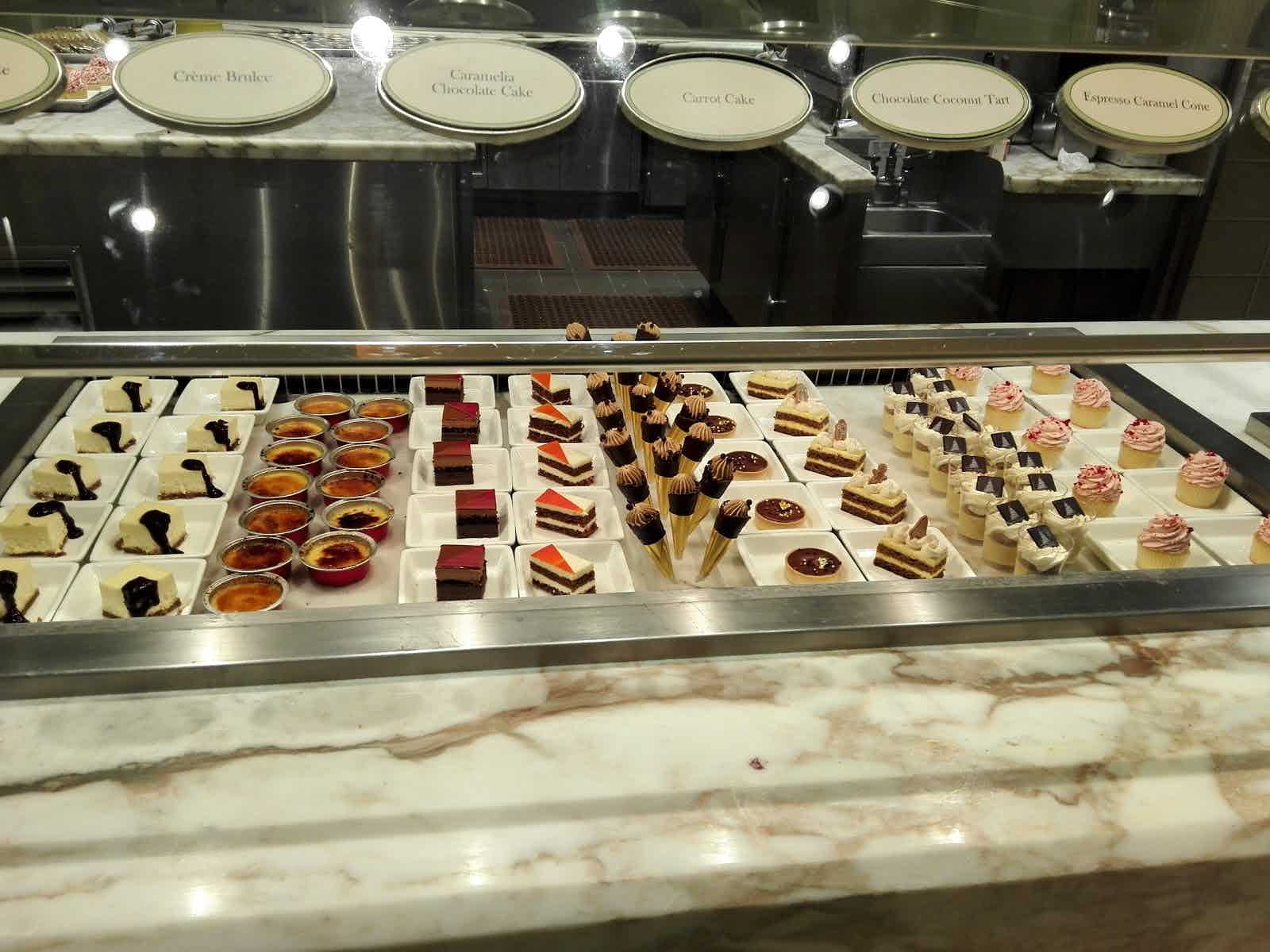 Petit Buffet Art Deco the buffet at wynn - las vegas | restaurant review - zagat