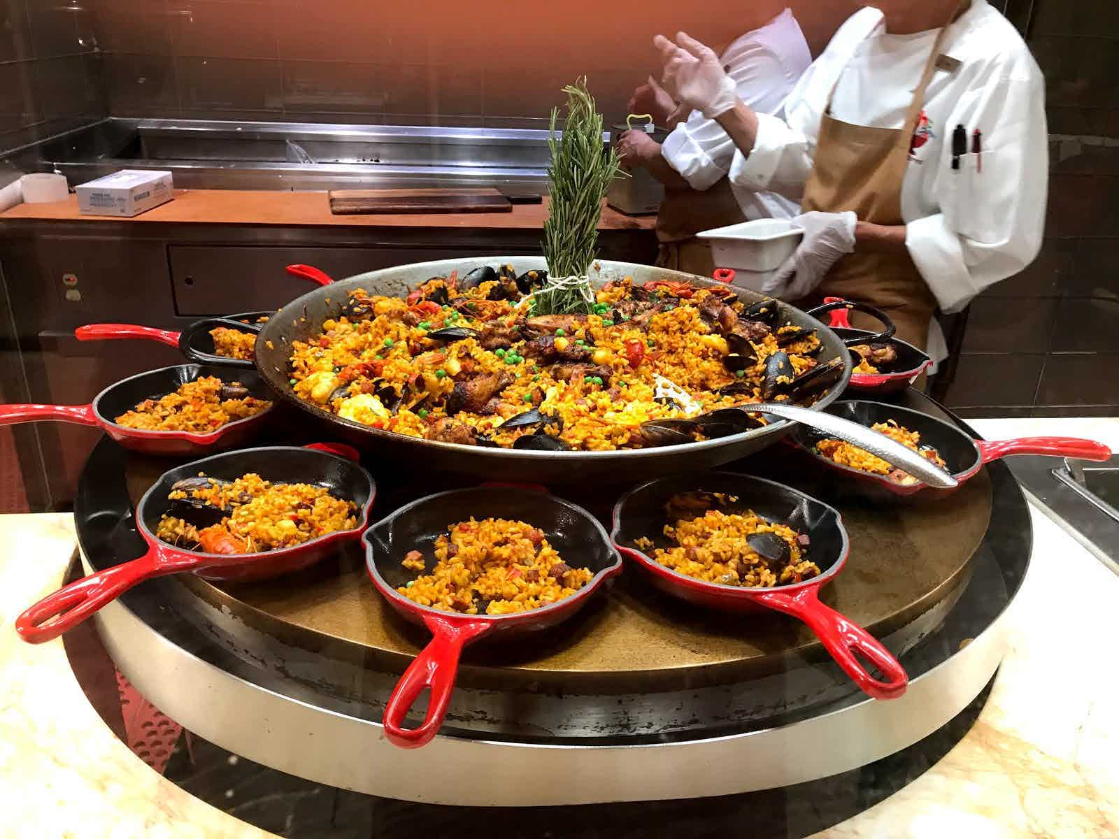 Admirable The Buffet At Wynn Las Vegas Restaurant Review Zagat Download Free Architecture Designs Scobabritishbridgeorg