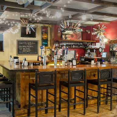 The Covered Bridge Farm Table Restaurant Bar Campton - Covered bridge farm table