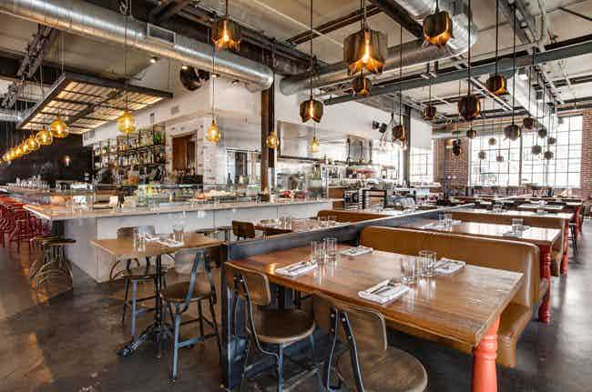 Bestia Los Angeles Restaurant Review Zagat