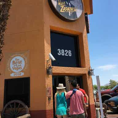 Viva Zapatas Mexican Restaurant Cantina North Las Vegas Review Zagat