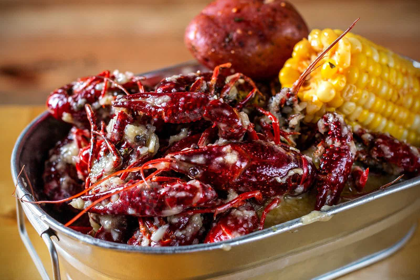 The Angry Crab - Chicago | Restaurant Review - Zagat