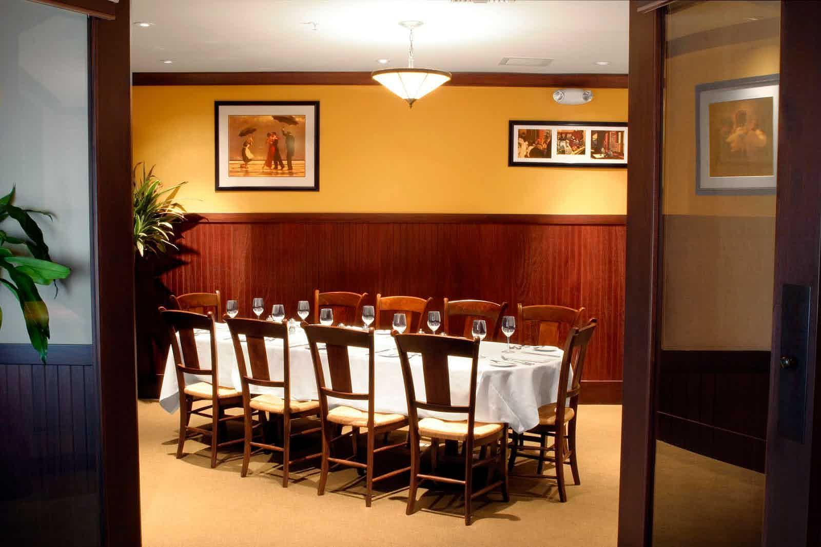 Bentley restaurant redwood city