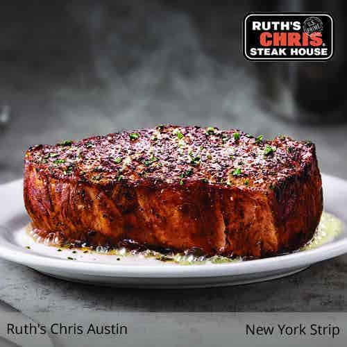 Ruth S Chris Steak House Austin Restaurant Review Zagat