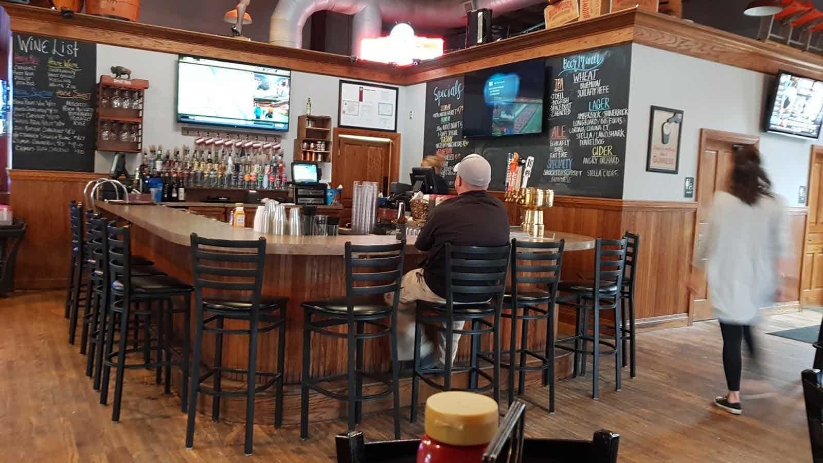The Wooden Nickel Pub And Grill Glen Carbon Restaurant Review