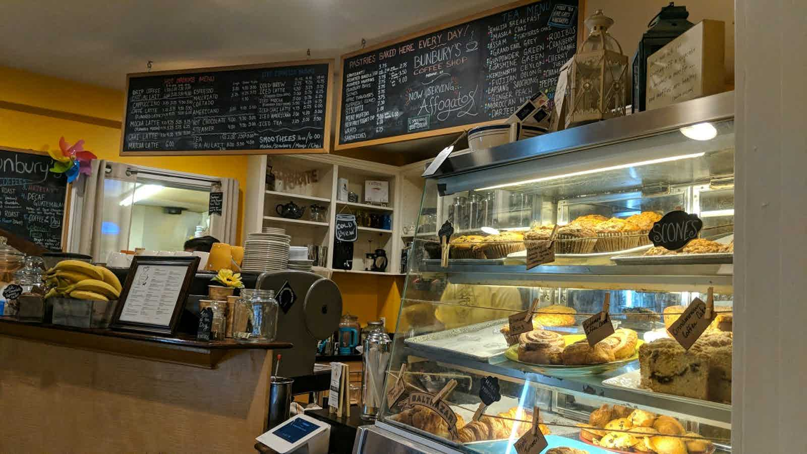 Bunbury's Coffee Shop - Piermont | Restaurant Review - Zagat