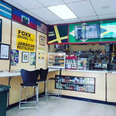 Foxx Original Jamaican Restaurant Atlanta Restaurant