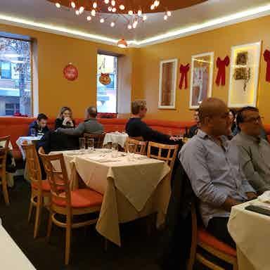 Amma New York Restaurant Review Zagat