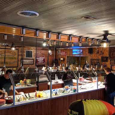 Toot Toot Bethany Restaurant Review Zagat